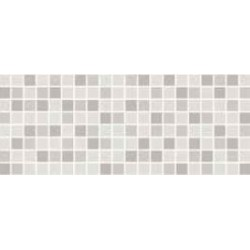 Mosaico Oxford Perla+Grey satinato 20x50